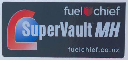 Fuelchief SuperVault Logo